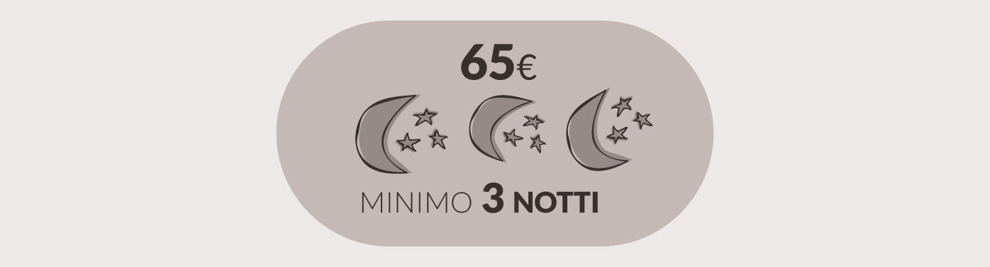 Masetto - Prenota Camera Quadrifoglio 3notti