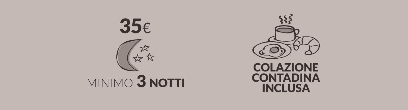 Masetto - Prezzi Camera Gufo